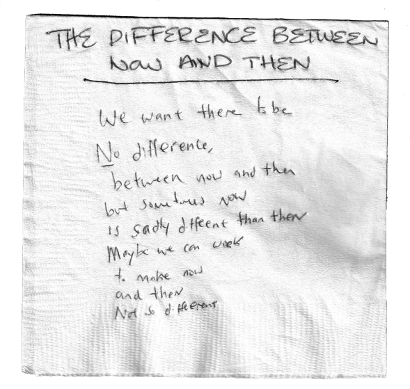 DifferenceBtwnNow&Then