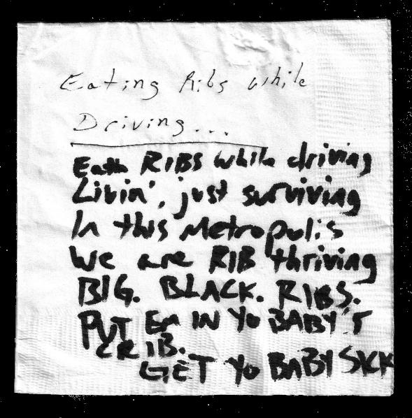 EatingRibs