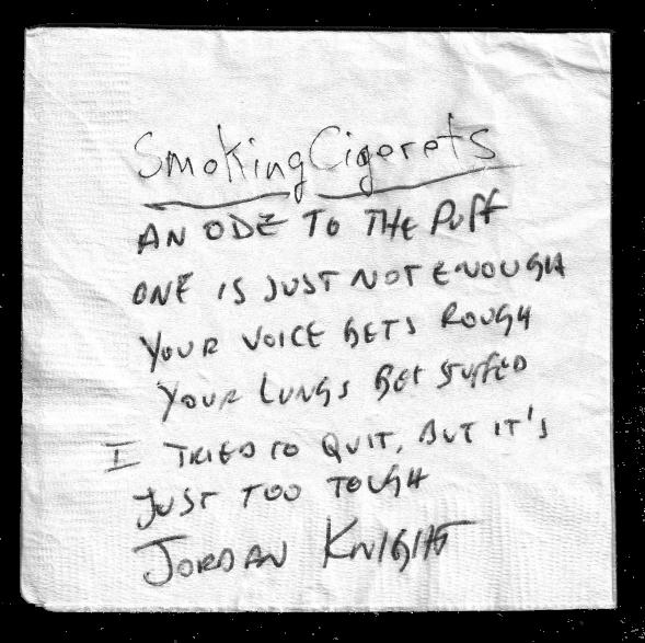 SmokingCigarets