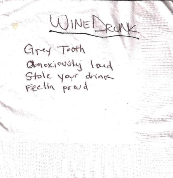 WineDrunk